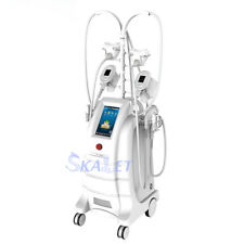 CE Certificated/freezing fat cryolipolysis machine/with teaching video