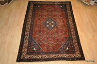 VINTAGE Persiann Antique rug 4' x 6' handmade Melayer PRE 1900 Lilihan