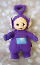 "Hasbro 1998 Teletubbies Purple Tinky Winky 13"" Plush"