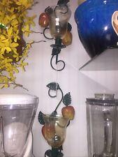 Home Interior Apple Delight Sconces (2)
