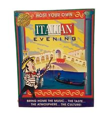 Host Your Own Italian Evening. Cheatwell Games. Delivery