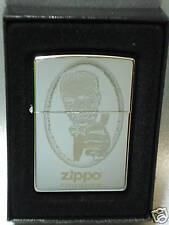 ZIPPO fondateur de l' Amr CLASSIQUE - NEUF - 1271