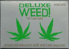 DELUXE WEED THE CARD GAME FUN MARIJUANA GAME TO PLAY
