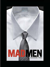 Mad Men - Season 2 (DVD, 2009, 4-Disc Set) NEW   free shipping