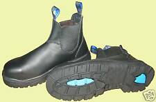 STEEL BLUE Hobart Steelcap Pull-on boot - New, Unworn