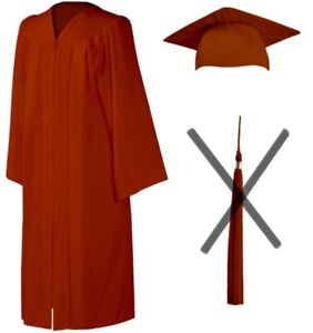 Jostens Boys/Mens Graduation Cap & Gown