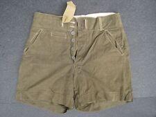 WK II ww2 Wehrmacht pantalones cortos Dak Afrika Korps sala sello original!!