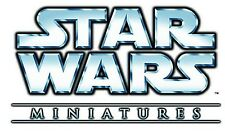 STAR WARS MINIATURES - With Card - Lot (Alliance& Empire - COTF - Clone Strike)