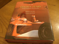 GOLDEN YEARS - Michael Schumacher: The Ferrari Years 1996-2003 369Pag. Anno 2003