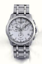 TISSOT Couturier GMT Men's Watch T035.439.11.031.00 (BRAND NEW IN BOX)