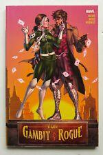 X-Men Gambit & Rogue Marvel Graphic Novel Comic Book