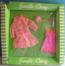 Barbie DOLL's Cousin FRANCIE SNAZZ #1225 COSTUME FROM 1969 IN BOX!