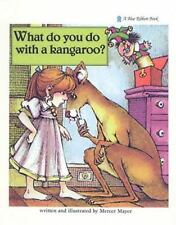What Do You Do with a Kangaroo?-ExLibrary
