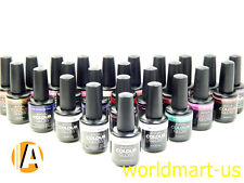 Artistic Gel Color Nail Design Colour Gloss Soak Off Gel Polish 15ml / Part 1