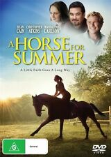 A Horse For Summer (DVD, 2015) NEW R4