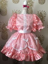 MADE TO MEASURE SISSY MAID * ANY COLOUR* CD/TV * PRISSY * FETISH * DRESS *