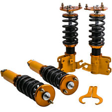 Coilovers Suspension Kits Front&Rear Absorbers for Nissan Silva 240SX S13 89-94