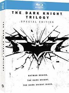 IL CAVALIERE OSCURO - TRILOGIA SPECIAL EDITION (6 BLU-RAY) CO.UNICO, ED. ITA