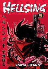 Hellsing, Vol. 5 by Hirano, Kohta