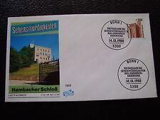 ALLEMAGNE (rfa) - enveloppe 1er jour 14/1/1988 (B8) germany