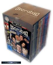 Scrubs Komplettbox - Staffel/Season 1,2,3,4,5,6,7,8,9 [DVD] Deutsch(e) Version