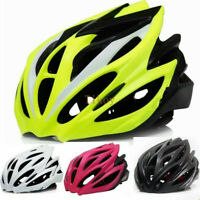 Men Womens Cycling Bicycle Adult Bike Helmet Mountain Shockproof Safety Helmets