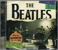 The Beatles CD Live in Washington 1964 Brand New Sealed