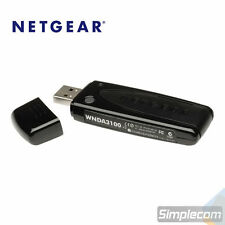 NETGEAR N600 WNDA3100 v2 RangeMax Dual Band Wireless N WiFi Adapter Card 802.11n