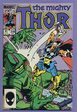 Thor #358 1985 Beta Ray Bill Titanium Man Walter Simonson Marvel