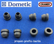 original Dometic /Cramer Haltestopfen, Befestigungs-Clip für Topsrost (8 Stück)