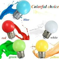 Colorful Led Bulb E27 0.5W Energy Saving Lamp Light Festival Light Decorati X5Q4