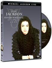 Michael Jackson : History Tour Live Blitz Special DVD