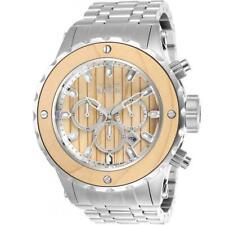 Invicta Men's 25072 Subaqua Quartz Chronograph Blonde Wood Dial Watch