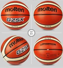 YOUTH Molten Official Size 5 Indoor Outdoor 27.5'' GZ5X PU Leather Basketball