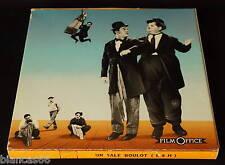 *** FILM SUPER 8 NB MUET 120 METRES - LAUREL ET HARDY- UN SALE BOULOT ***