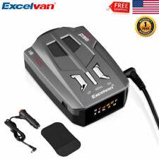 360 Degree Car 16 Band V9 GPS Speed Police Safe Radar Detector Voice Alert Laser
