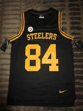 efee3319fb9 Antonio Brown  84 Pittsburgh Steelers Nike NFL Jersey SM S Mens