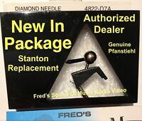 STANTON 680 681 DIAMOND Turntable Needle Cartridge D6800AL Stylus 4822-D7A best