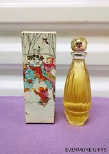 Avon Holiday Skin-So-Soft Charisma Bath Oil New In Box 2 Oz