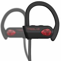 TREBLAB XR500 Bluetooth Earbuds Sport Wireless headphones for iPhone, Samsung