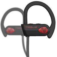 TREBLAB XR500 Wireless Bluetooth Headphones Waterproof Noise Cancelling Earbuds
