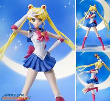 Bandai S.H. Figuarts Pretty Guardian Sailor Moon Crystal Action Figure AUTHENTIC