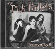 The PINK PANTERS - Girls Just Wanna Have Fun - CD - MUS