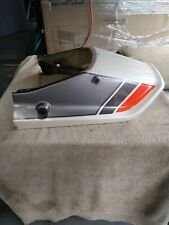 Honda CX500 Turbo seat cowling