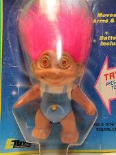 "Good Luck Glo Troll - 4"" Etoys Troll Doll - Store Stock"