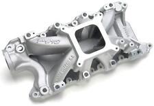 """Edelbrock 29285 Super Victor 8.2 EFI Intake Manifold Fits Ford 289-302 8.2"""" Deck"""