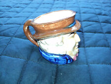 Small Toby Jug. Nobleman. Very good condition. Non Branded.