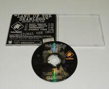 KAUSION – Land Of The Skanless Lench Mob Records PRO20032 RARE Sgl PROMO Rap CD