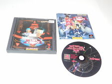 Star Gladiator Episode 1 Final Crusade Playstation 1 PS1 Game Complete JAPAN