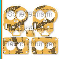 Weber 28/36 DLE, DLEA, DM, DMA Vergaser-Dichtsatz für Citroen DS